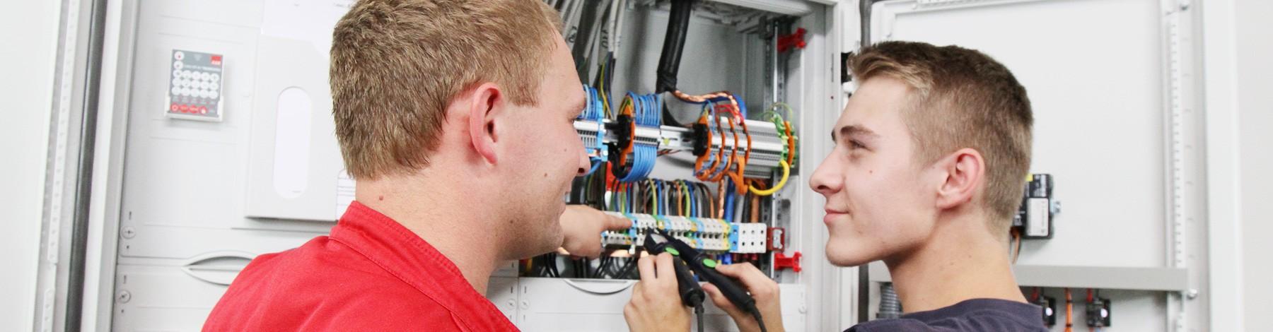 Elektroniker/in Fachrichtung Energie- und Gebäudetechnik